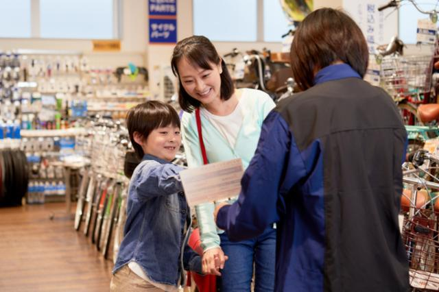 サイクルベースあさひ城東古市店の画像・写真